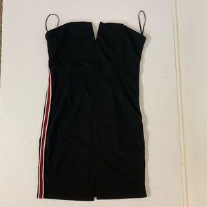 FASHION NOVA STRAPLESS DRESS ♡